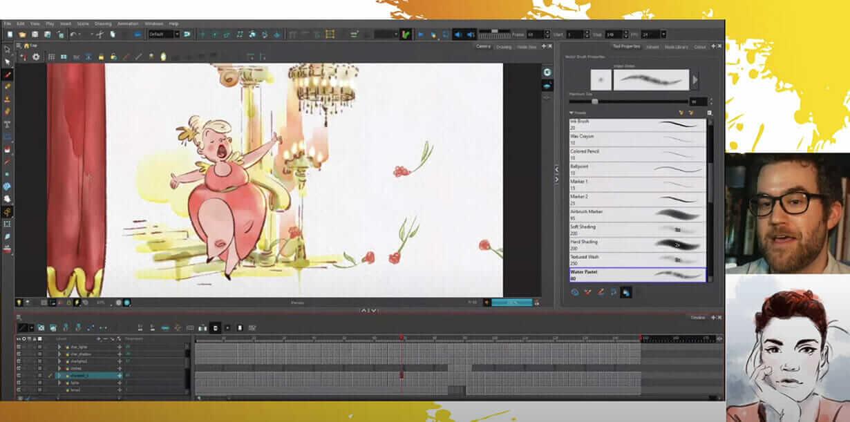 Harmony Toon Boom Animation