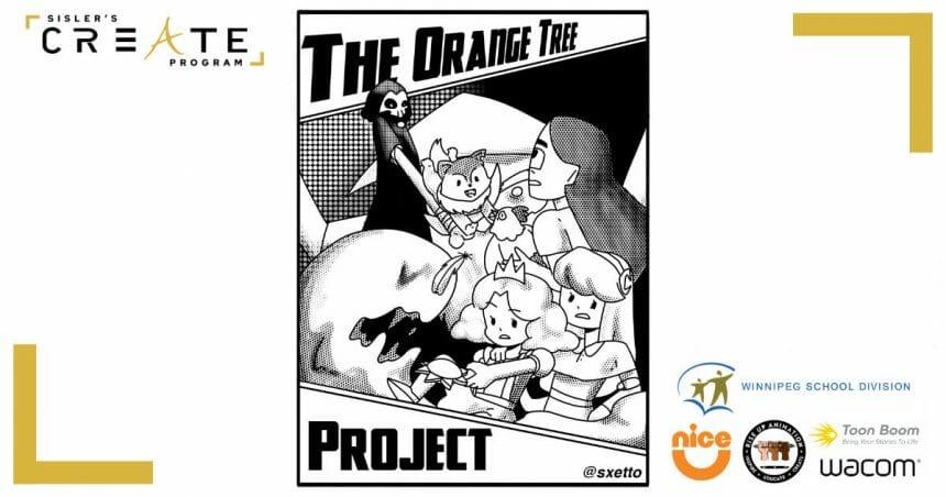Sisler's CREATE Program presents the Orange Tree Project